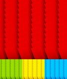 Перекрывая стоящие прямоугольники Комплект предпосылки monochrome 3 бесплатная иллюстрация
