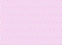 Перемежение розовых и белых нашивок Бесплатная Иллюстрация