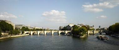 перемет реки Стоковое Фото