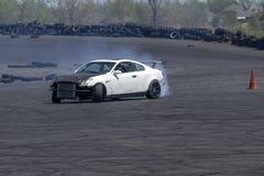 перемещаться автомобиля Стоковое Фото