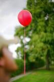 перемещаться воздушного шара Стоковые Изображения