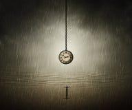 Перемещение времени Стоковые Изображения RF