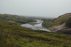 Перемещение в горах Стоковое Изображение RF