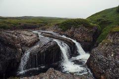 Перемещение в горах Стоковая Фотография RF