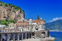 Перемещение в серии Италии Стоковые Изображения