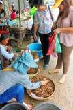 Перемещение в Lao Стоковые Фото