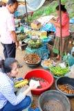 Перемещение в Lao Стоковая Фотография RF