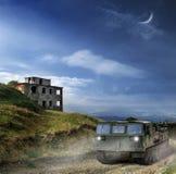 перемещение гор Стоковая Фотография RF