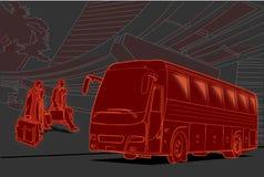 перемещение дела Стоковое Изображение RF