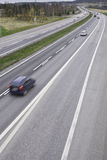 перемещение дороги Стоковые Фотографии RF