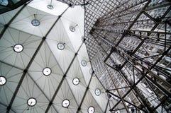 перемещение дуги здания de обороны Франции paris s Стоковые Фото
