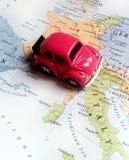 Перемещение Европа - Италия Стоковое фото RF