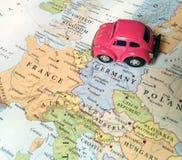 Перемещение Европа Стоковые Изображения