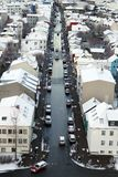 Перемещение Исландии Стоковые Изображения