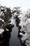 Перемещение Исландии Стоковое Изображение