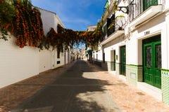 Перемещение Испании Стоковое Фото