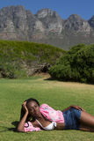 Перемещение и туризм: Южная Африка Стоковые Изображения RF