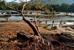 Перемещение Керала стоковое фото
