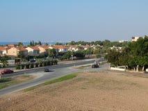 Перемещение Кипра Ларнаки Стоковые Изображения RF