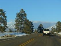 Перемещение Колорадо Стоковое Изображение