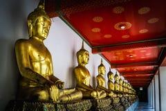Перемещение к Wat Pho Таиланду Стоковые Фотографии RF