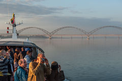 Перемещение Мьянмы Стоковые Фотографии RF