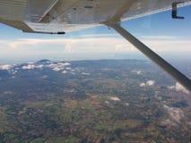 Перемещение над Гватемалой Стоковая Фотография RF