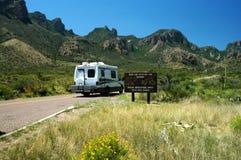 перемещение национального парка загиба большое Стоковое фото RF