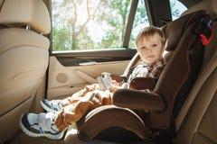 Перемещение отключением семьи автомобиля совместно отдыхает Стоковое фото RF