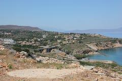 Перемещение, природа, Греция, Крит, Стоковые Фото