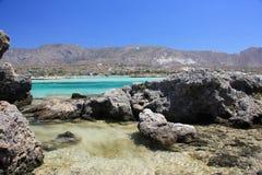 Перемещение, природа, Греция, Крит, Стоковое Фото