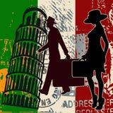 перемещение рогульки итальянское Стоковые Фотографии RF