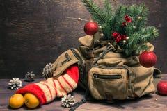 Перемещение рождества Стоковая Фотография RF