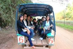 перемещение Таиланда Стоковые Фотографии RF
