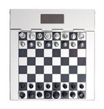 перемещение шахмат стоковая фотография