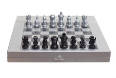 перемещение шахмат стоковая фотография rf