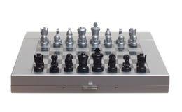 перемещение шахмат стоковые фотографии rf