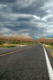 перемещение шторма Стоковая Фотография RF