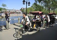 перемещение houhai Пекин Стоковая Фотография RF
