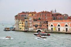 перемещение venice Италии красивейшего назначения зданий старое стоковые изображения