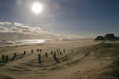 Перенося пески Стоковые Изображения