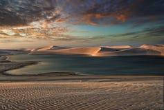 Перенося пески Стоковая Фотография RF