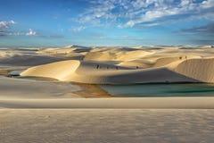 Перенося пески Стоковое Изображение RF
