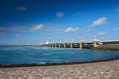 перепад моста Стоковое Фото