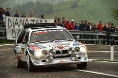 Перепад S4 Martini Lancia Стоковые Фотографии RF