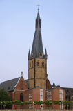 переплетенная башня Стоковая Фотография