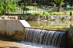 Переполнение воды Стоковые Фото