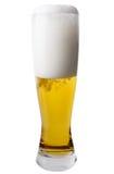 переполнять стекла пива Стоковое Изображение RF