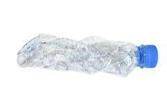 Переплетенная бутылка Стоковая Фотография