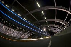 Переплетенное шоссе Стоковое Изображение RF